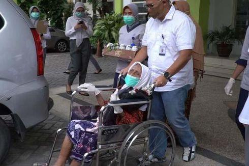 Pasien Positif Covid-19 Tertua di Indonesia Itu Tak Pernah Keluar Rumah...