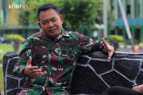 Cerita Pangdam Jaya Dudung Abdurachman Shalat Bersama Pedemo hingga Ketika Ambil Keputusan Berisiko