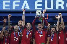 Jadi Juara, Portugal Terima Pesan dari Luar Angkasa