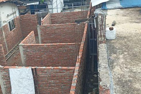 Diminta Bupati Hentikan Pembangunan Tembok yang Halangi Akses 4 Keluarga, Pemilik Tanah: Tak Ada yang Saya Langgar