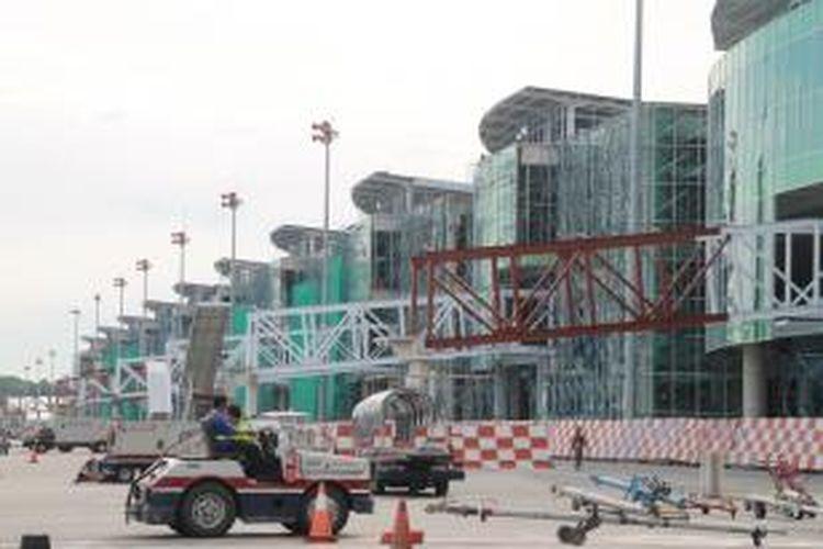 Bandara International Sepinggan, Balikpapan, Kalimantan Timur