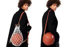 Uniknya Tas Berbentuk Bola Basket Garapan Louis Vuitton