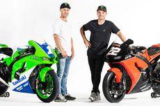 Kawasaki Racing Team Pakai Livery Jadul di WorldSBK Argentina