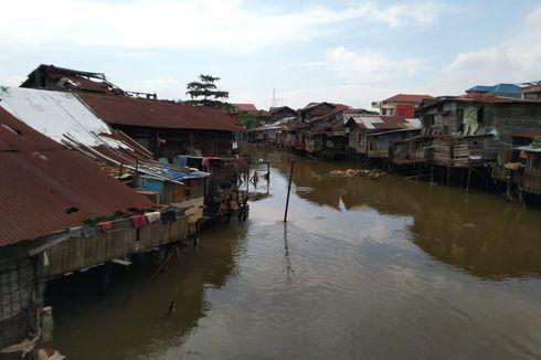 Nasib Warga Tepi Sungai Karang Mumus Samarinda, Digusur Saat Wabah Merebak