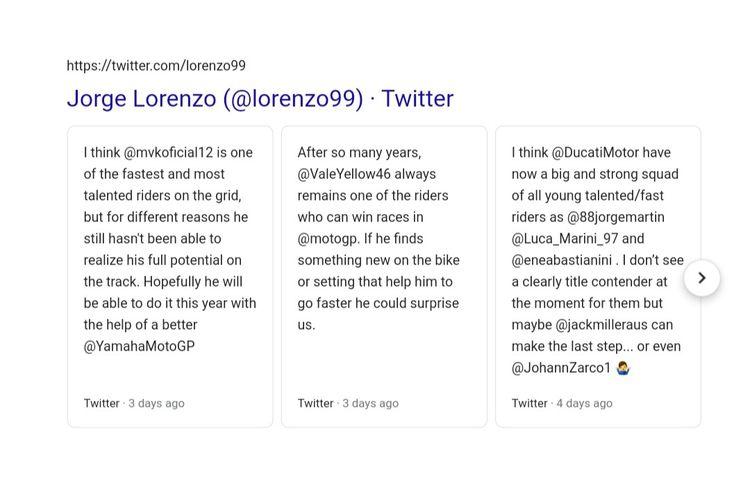 Jorge Lorenzo jadi pengamat MotoGP