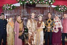 Saat Jokowi Hadir di Pernikahan Anak Mantan Sopir Pribadinya...