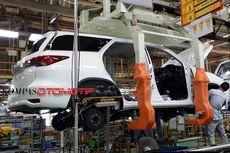 Toyota Kejar Target Kandungan Lokal Murni 80 Persen