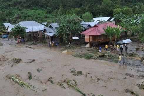 Kerugian akibat Banjir di Kolaka Utara Capai Rp 3 Miliar