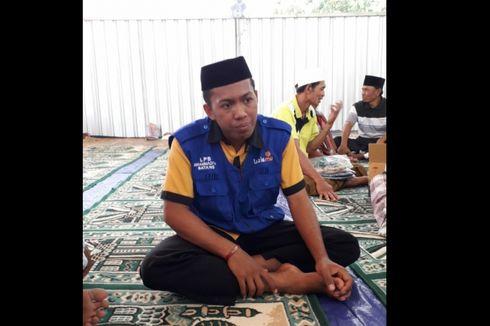 Rela Meninggalkan Kuliah Demi Korban Gempa Lombok