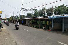 Pedagang Pisang di Pisangan Lama Tolak Relokasi ke Pasar Klender