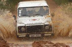 60 Tahun Jasa Land Rover terhadap Palang Merah Internasional