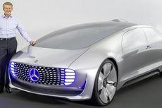 Ini Jawaban Mercedes Atas Teknologi Otonomos