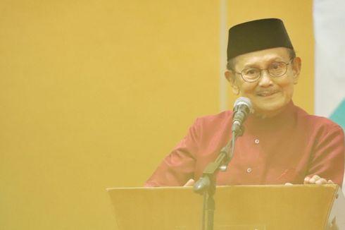 BJ Habibie Meninggal, Prabowo Subianto Sampaikan Duka Cita