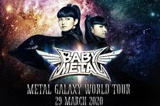 Setelah 7 Tahun, Baby Metal Bakal Gelar Konser di Indonesia