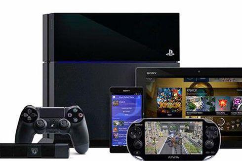 PlayStation 4 Tunduk Perintah Smartphone