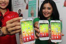LG Boyong 3 Ponsel Android KitKat ke Indonesia