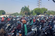 Penyekatan Jalan di Flyover Pesing Dipindah ke Depan Pabrik ABC di Daan Mogot