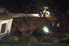 BNPB: 5 Orang Meninggal dalam Kecelakaan Kereta Malabar