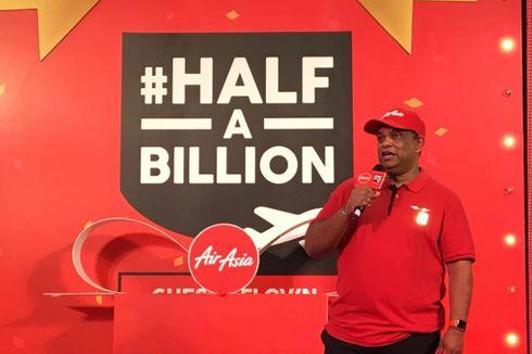 Bos AirAsia: Semua Tujuan Penerbangan Masih Beroperasi, tetapi...