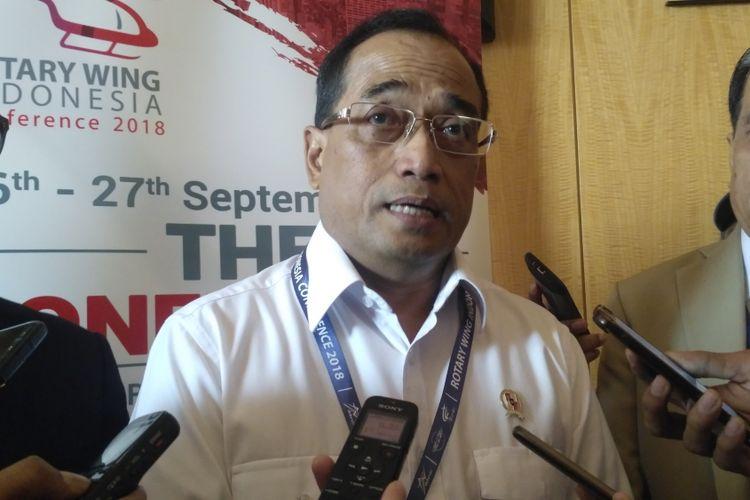 Menteri Perhubungan RI, Budi Karya Sumadi