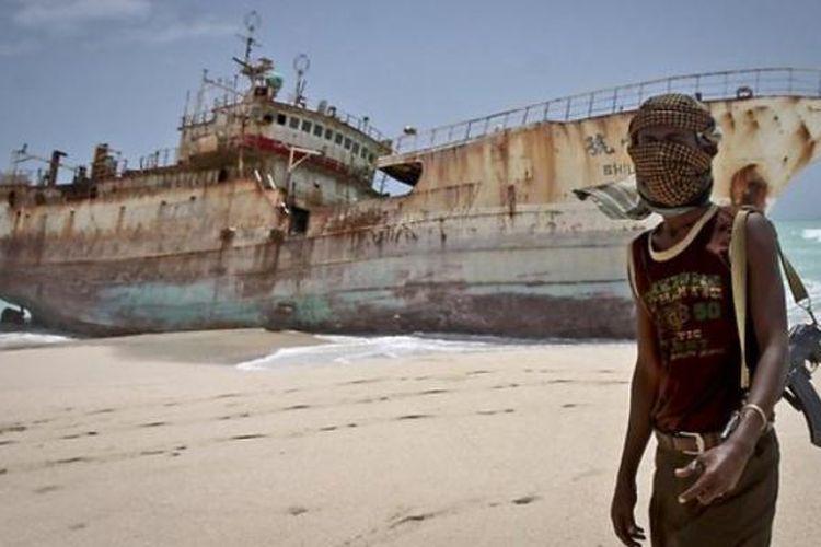 Lama Tak Terdengar, Bajak Laut Somalia Serang Tanker Sri Lanka