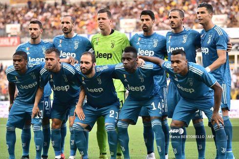 Juventus Jadi Tim dengan Beban Gaji Tertinggi di Liga Italia 2019-2020