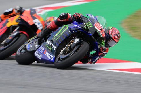 Quartararo Kecewa Diganjar Penalti pada MotoGP Catalunya