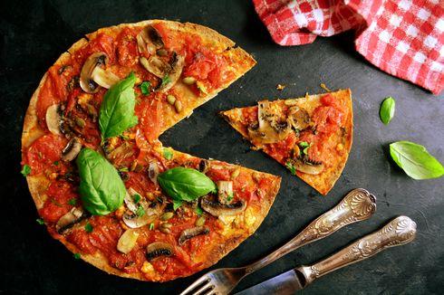 Resep Pizza Vegan, Pakai Proteina sebagai Pengganti Daging