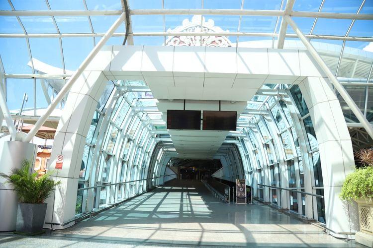 Bandara I Gusti Ngurah Rai tutup saat Nyepi