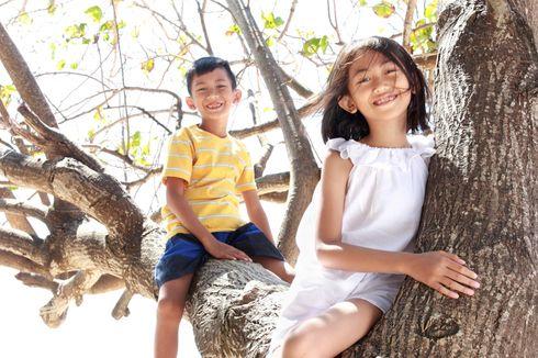 Studi: Anak yang Mudah Berinteraksi Bakal Raih Gaji Tinggi Saat Dewasa