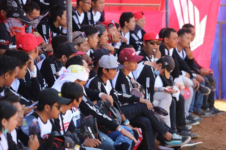 Acara meet and greet dihadiri 172 orang dari beberapa komunitas di Jawa Tengah