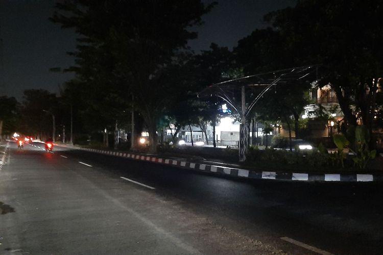 Jalan D.I Panjaitan Semarang