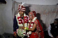 Kerusuhan India: Pernikahan Pengantin Hindu Dilindungi Tetangga Muslimnya
