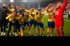 Stefano Lilipaly Antar Klub Barunya Lolos ke Semifinal Piala Belanda