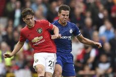 Kalah 0-4 dari Man United, Chelsea Digambarkan Jadi Kambing Kurban