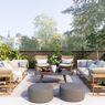 5 Desain Ruang Tamu Outdoor yang Cantik dan Multifungsi