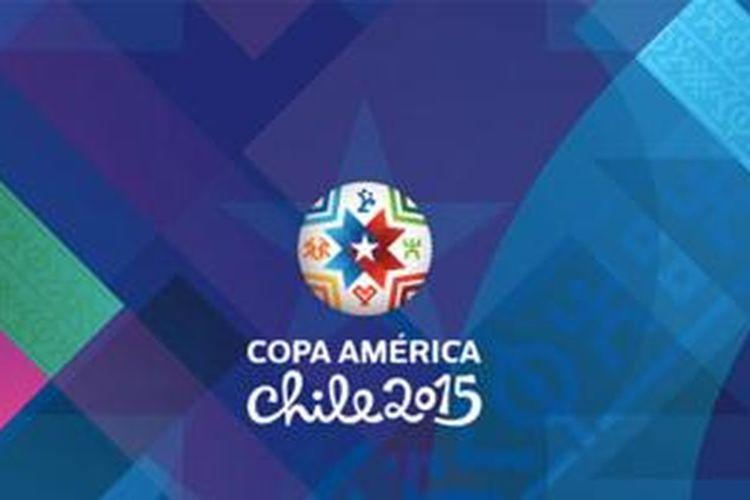 Logo Copa America 2015.