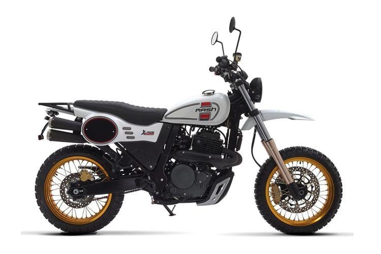 Mash X-Ride 650