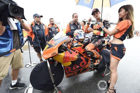 Espargaro Ingin Tangkap Marquez Saat Kecelakaan di FP1 MotoGP Thailand