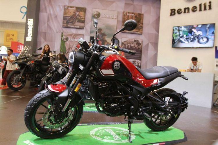 Benelli Leoncino 250