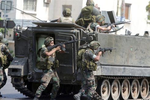 Kelompok Bersenjata Lebanon Culik Dua Pilot Turki