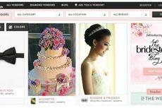 Startup Lokal Gelar Marketplace Pernikahan di Singapura