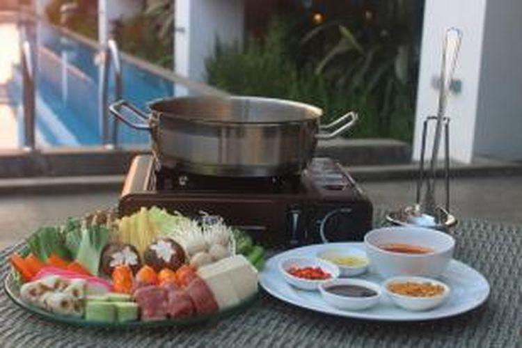 Promo kuliner Jepang di Hotel Santika Cikarang.