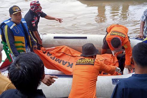 Mudik dari Riau ke Sumbar lewat Sungai, Perahu Terbalik Saat Lawan Arus, 3 Orang Tenggelam