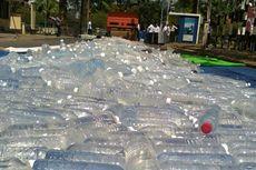 Polisi Sita Ratusan Liter Miras di Ambon