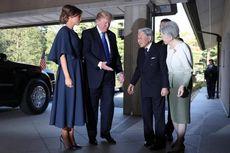 Ini Kesan Trump Terhadap Kaisar Akihito yang Turun Takhta