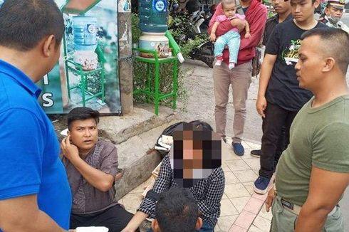 Perempuan yang Selonjoran di Tengah Jalan Margonda Pernah Coba Bunuh Diri Lompat dari JPO