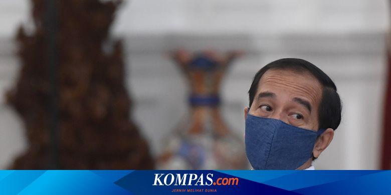 Presiden: Pada Saatnya Saya Akan Bicara Arah Kapal Besar Relawan Jokowi di Pilpres 2024