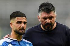 Inter Vs Napoli, Performa Lorenzo Insigne dkk Bikin Gattuso Kecewa
