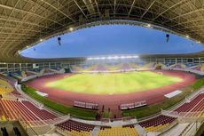 Siap Gelar Piala Dunia U20, Stadion Manahan Dilengkapi Jacuzi